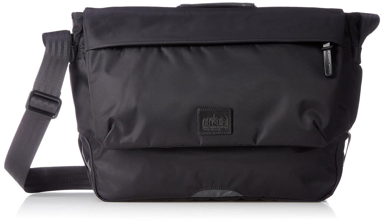 [ブラックレーベル] メッセンジャーバッグ 公式 SPRUCE STREET SHOULDER BAG MP1686TWLBL B076J6PH7Xブラック