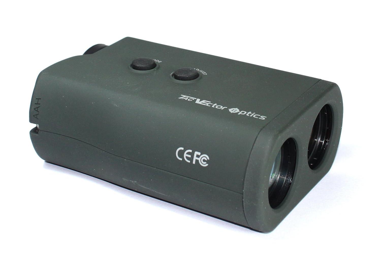Tac Vector Optics 8x 30chasse Monoculaire Télémètre laser Scanner 1200M/pluie, réfléchissant Taille unique, 150Mode couleur: vert SCRF-02