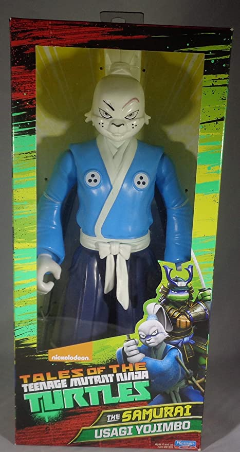 Amazon Com Teenage Mutant Ninja Turtles 12 Usagi Yojimbo Action