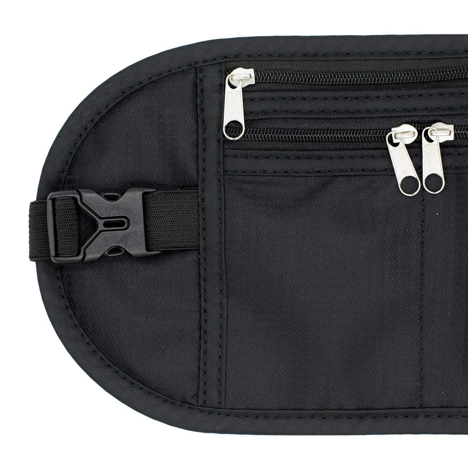 4d38550e61c WILLWELL SPORT Money Belt Hidden Security Pouch Waterproof & Lightweight  Bumbag – for Adults & Kids – RFID Fabric – for Your Conceal Valuable ...