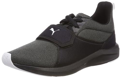 Puma Fierce Core, Chaussures de Cross Femme, Noir noir-Paradise rose, 37 EU