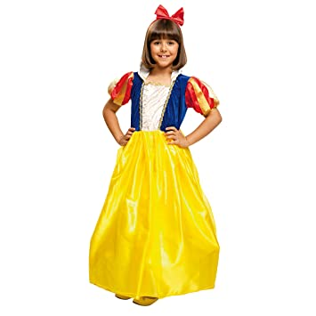 My Other Me Me Me - Disfraz de Blancanieves, talla 5-6 años (Viving Costumes MOM00712)