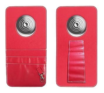 Amazon.com: Door Knob Organizer Red - Door Reminder Storage Hanger ...