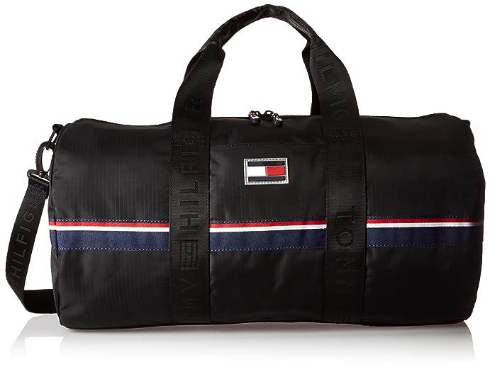 Tommy Hilfiger Duffle Bag For Men Sport Black