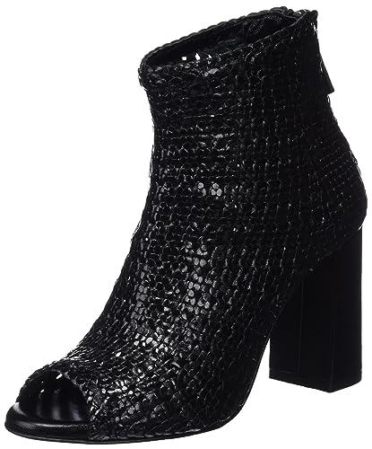Pon′s quintana Women's 6863.000 Ankle Boots, (Negro 09)