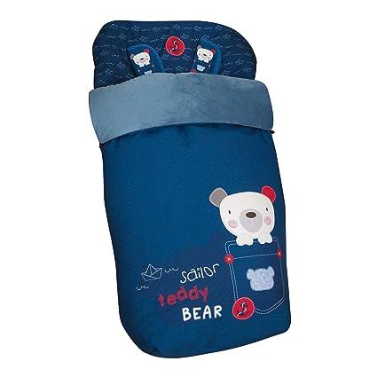 Babyline Teddy Bear - Saco de silla de paseo