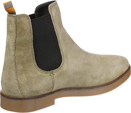 Frank Wright Dutch Almond Oiled Suede