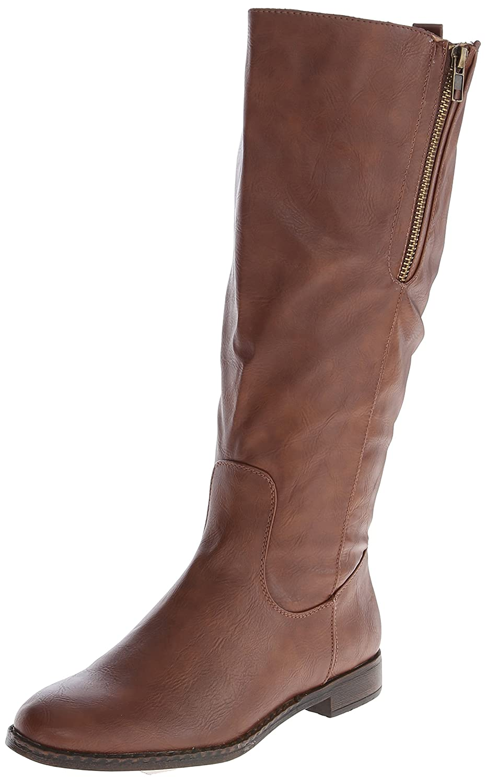 e5e52fa8a7c3 durable modeling Pink & Pepper Women's Zipitwc Riding Boot ...