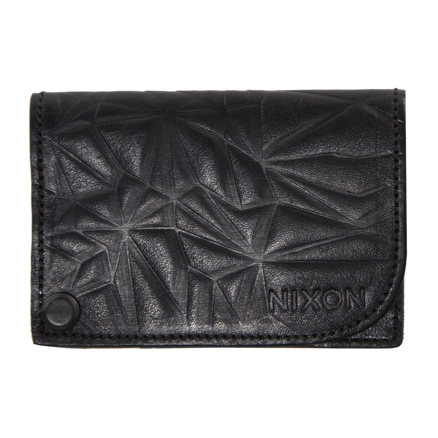 Nixon Men's Thayer Card Wallet All Black C2210-001