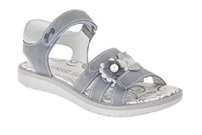 725f6b8f4a2b Primigi Sandals for Girls Grey and White - PAL 1380811. Summer and Spring.  Imported