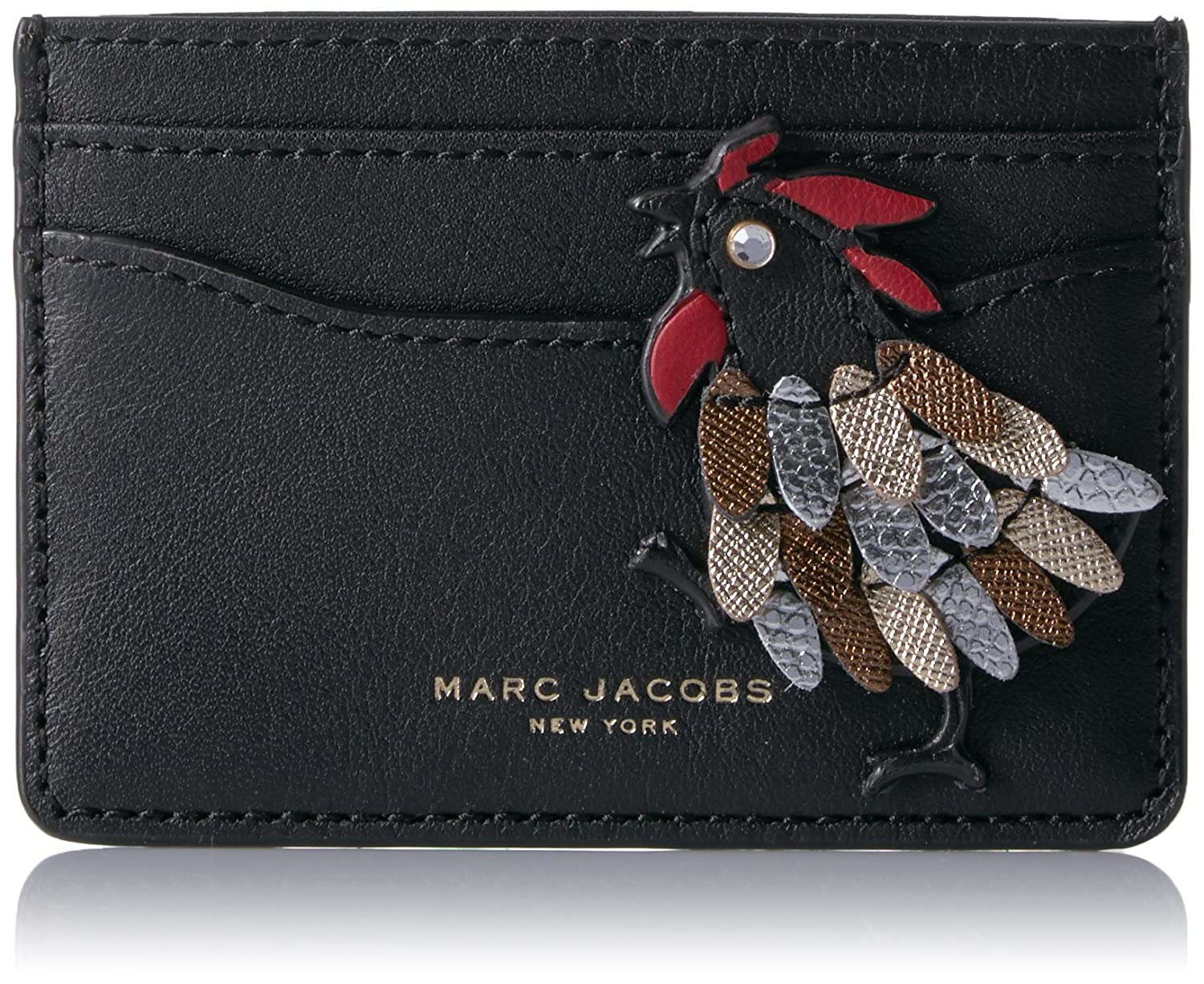 Amazon.com: Rooster Card Case Credit Card Holder, BLACK, One Size: Shoes