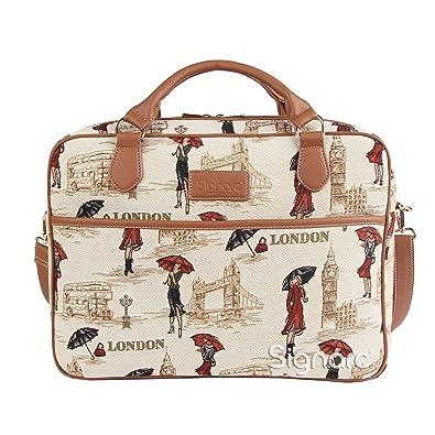 bolso maletin para portatil mujer