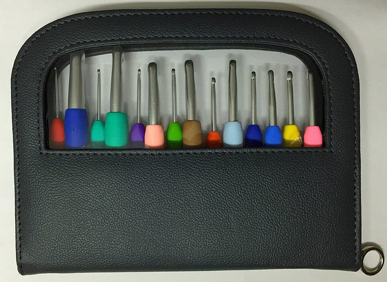2,75/mm KnitPro Crochet une seule extr/émit/é /à crochet Zing assortis