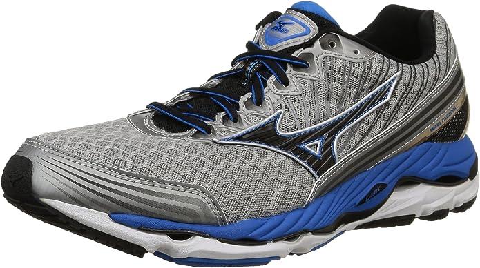 Mizuno Hombre Wave Paradox 2 Zapatillas para Correr Size: 40.5: Amazon.es: Zapatos y complementos