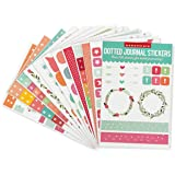 Essentials Planner Stickers for Dotted Journals Set of 575 stickers Great for bullet journaling, weekly planners and notebook