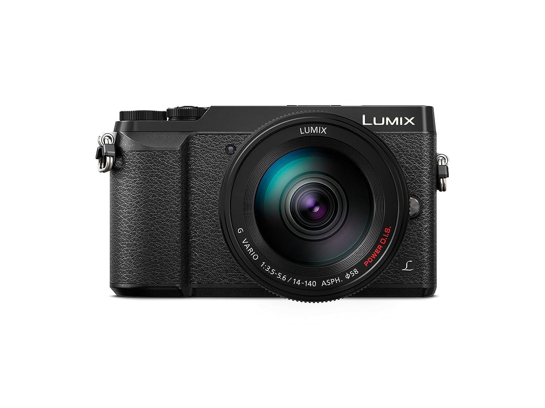 Panasonic Lumix DMC-GX80 + G VARIO 14-140mm MILC 16MP 4/3