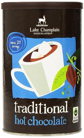 Amazon.com : Lake Champlain Traditional Hot Chocolate Mix, 21 ...