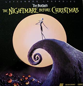 Amazon.com: The Nightmare Before Christmas (Widescreen) 12 ...