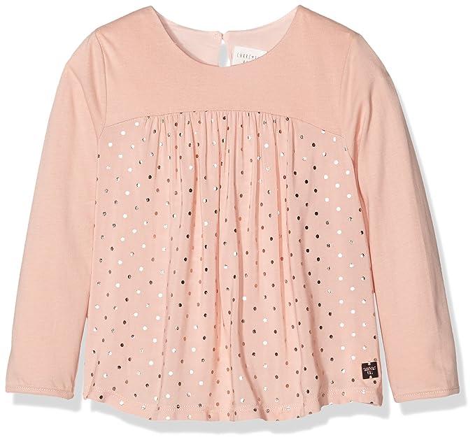 70fe60b6a Carrément Beau Y15091, Camiseta para Niños, Rosa, 6 años: Amazon.es ...