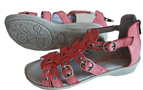 efa7deb35 Helgas Modewelt - Sandalias de vestir para niña