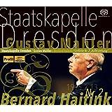 マーラー : 交響曲 第2番 ハ短調 「復活」 (Gustav Mahler : Sinfonie Nr.2,,Auferstehung'' / Staatskapelle Dresden   Bernard Haitink) [SACDシングルレイヤー] [日本語帯&日本語歌詞対訳・解説付]