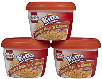 kids kitchen mac and cheese