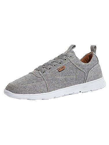 Djinns Sneaker Forlow Grau Linen Grey Spotted 465571Amazon Damen KlJFc1