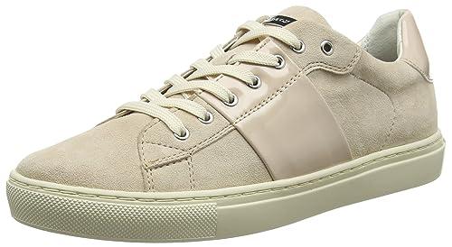 Geox D Trysure E, Zapatillas para Mujer, Gris (LT GREYC1010), 35 EU