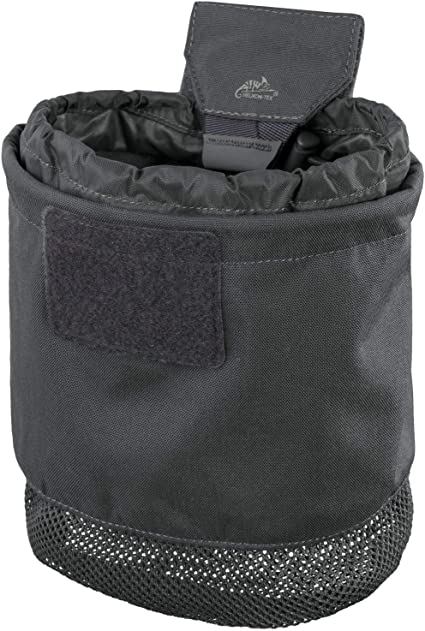Shadow Grey//Black Helikon-Tex Competition Dump Pouch