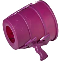 Airzooka Air Blaster- Blows 'Em Away - Air Toy for Adults and Children Ages 6 and Older - Purple