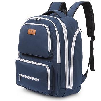 074756d821 Amazon.com   Lifewit Baby Diaper Bag Backpack