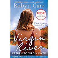 Return To Virgin River: The unmissable, heartwarming romance of 2021 and the story behind the Netflix original series…