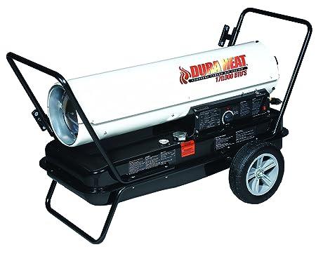 Dura Heat Portable Forced Air Heater, 170,000 BTU – DFA170CV