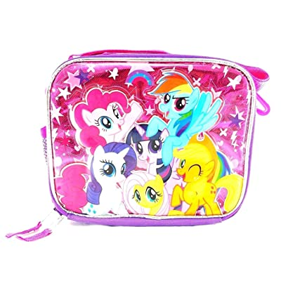 My Little Pony Girls Lunch Bag - BRAND NEW Licensed: Kitchen & Dining
