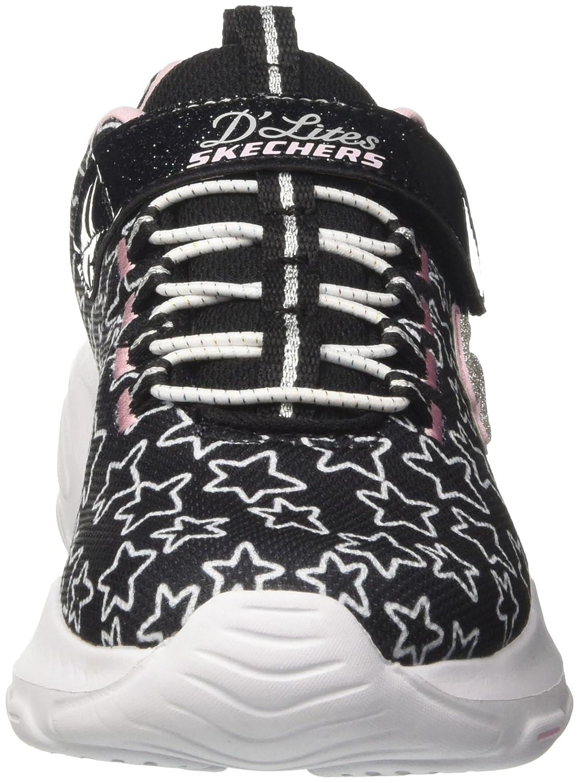 Skechers DLite Ultra - Star Sprinter, Zapatillas para Niñas: Amazon.es: Zapatos y complementos