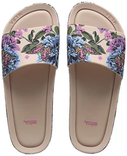 Melissa Women's 3D Beach Slide Sandals - - UK 7 ZvGxT