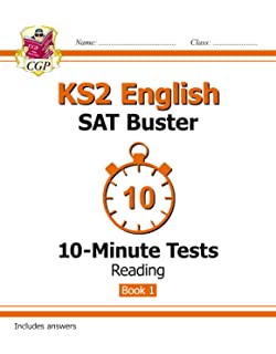 KS2 Maths SAT Buster: 10-Minute Tests Maths - Book 1 (for tests in