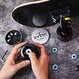 KVENI Skateboard Bearings, 608rs Premium Ball