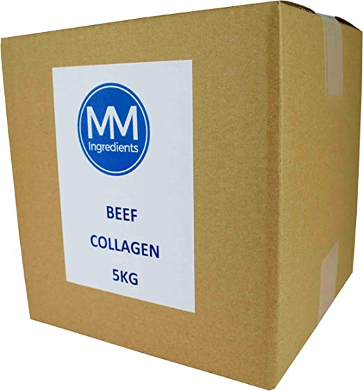 Colágeno hidrolizado de carne de vaca 5Kg: Amazon.es ...