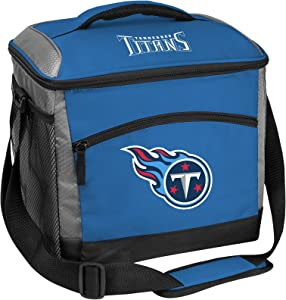 Rawlings NFL Soft-Sided Insulated Cooler Bag, 24-Can Capacity (ALL TEAM OPTIONS)