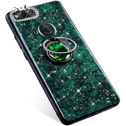 Uposao Funda Compatible con Huawei Honor 7X Carcasa ...
