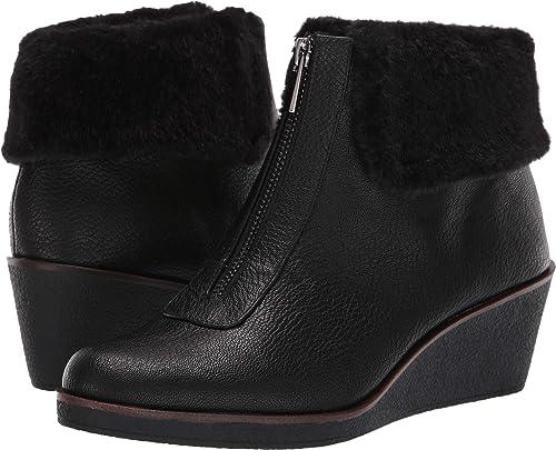 Amazon.com: Aerosoles Bintegrity Botas de cuña para mujer: Shoes