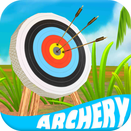 Archery Master Challenges - Free Game Where You Fire with Bow & Arrow to Aim at Targets in 3D Rendered - Hood Quiver