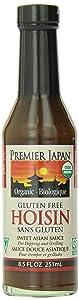 Premier Japan Organic Wheat Free Sauce Hoisin, 8.5 Oz
