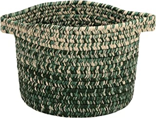 "product image for Colonial Mills Monet Ombre Basket, 12""x12""x10"", Green"