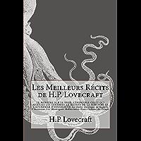 Les Meilleurs Récits de H.P. Lovecraft (French Edition) book cover