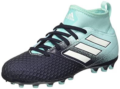 official photos 5bf7c 11398 adidas Ace 17.3 AG, Chaussures de Football Mixte Enfant, Bleu (Energy Aqua