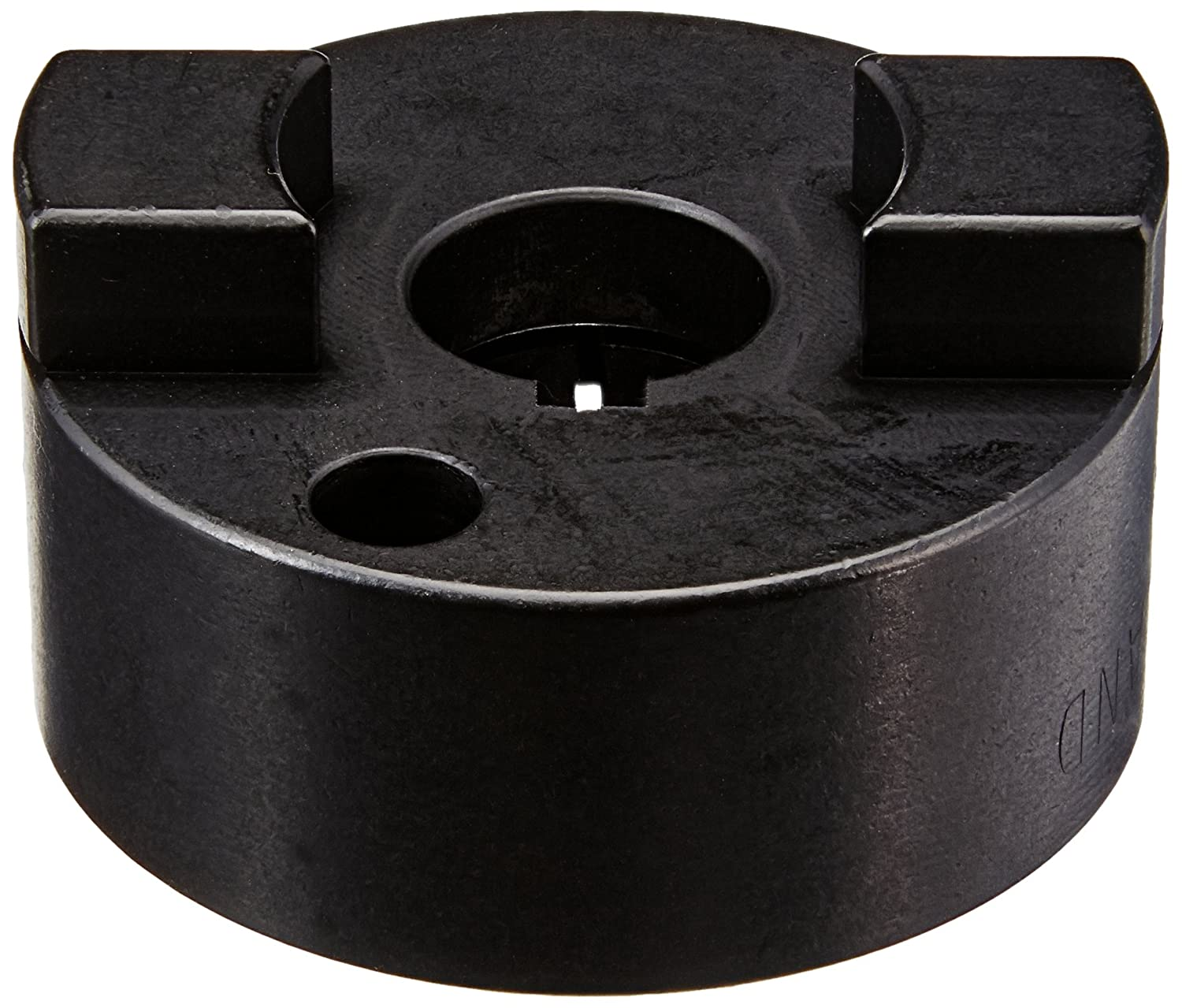 Ruland OCC32-10-A Oldham Coupling Hub with Keyway .625 Bore Clamp Style Black Anodized Aluminum 3//16 Keyway 2-7//20 Length 2 OD
