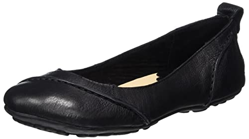 9b036910baf0 Hush Puppies Women s Janessa Ballet Flats  Amazon.co.uk  Shoes   Bags