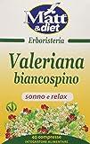 Matt&Diet Valeriana Biancospino - 28 gr